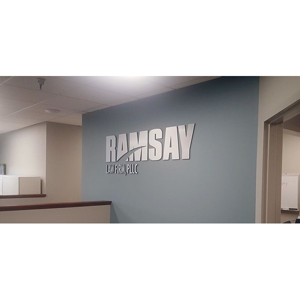 Indoor Wall Letters & Logos