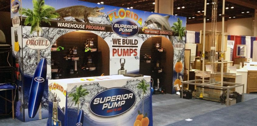 Trade Show Displays & Signs