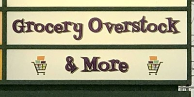Grocery Overstock & More