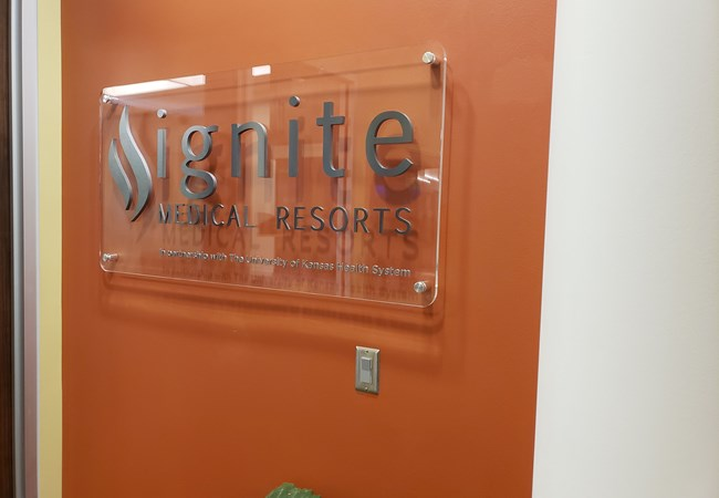 3D Signs & Dimensional Logos | Standoff Signs | Healthcare Signs | Kansas City, MO