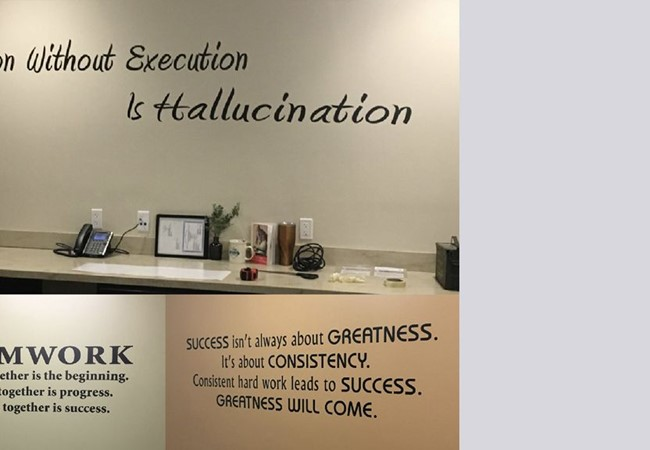 Custom Graphics & Vinyl Stickers | Vinyl Lettering | Hospital & Medical Clinic Signs | Kansas City, MO