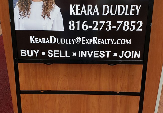 Yard Signs / Real Estate Signs | Aluminum Signs | Real Estate Signs | Kansas City, MO