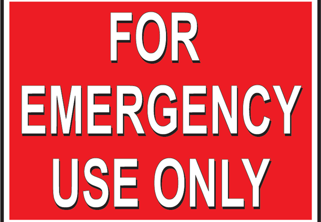 Warning and Safety Signs | Aluminum Signs | Property Management, Apartment, & Condo Signs | Kansas City, MO