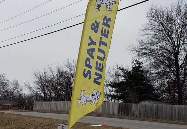 Flags, Pennants & Feather Flags | Retail | Kansas City, MO