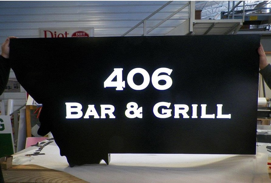 Signs for Restaurants, Diners, Bars, Food Trucks