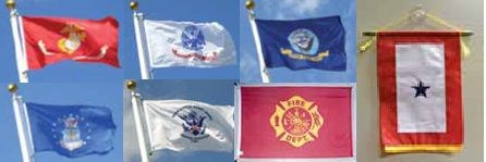 Flagpoles & Flags