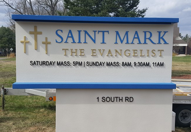Monument Signs | Pylon Signs | Church, Temple, Mosque & Religious Organization Signs