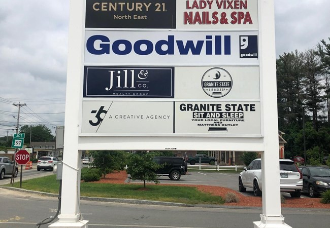 Directory Signs | LED & Electric Signs for Business | Property Management | Salem, NH