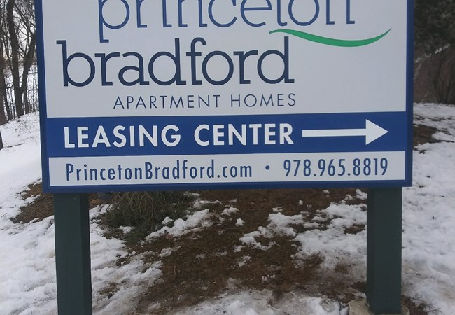 Post & Panel Signs | Property Management | Haverhill, MA